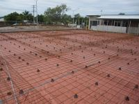 School Extension Slab Prior to Pour